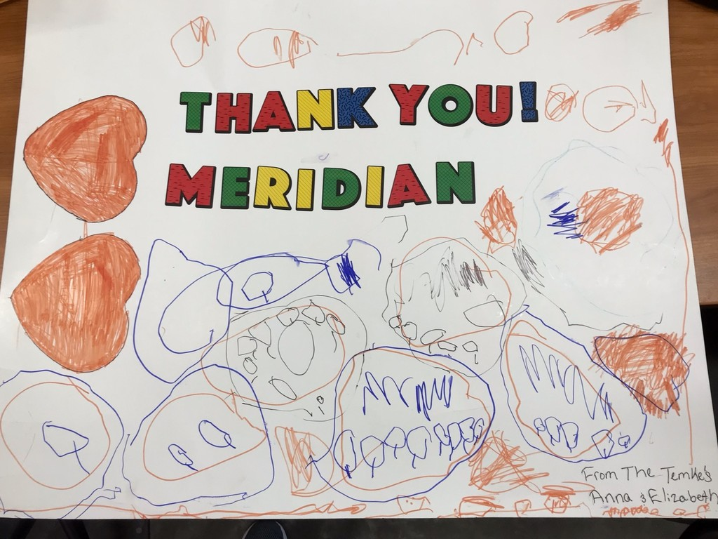 We Love Our Meridian Family!